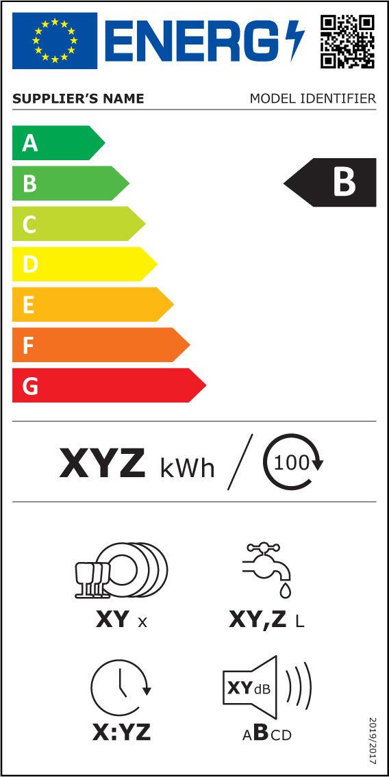 Energy Label Dishwashers